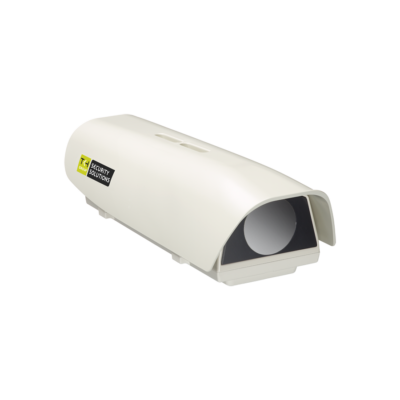 TKH TC840R1 Intelligens IP hőkamera, 7.5 mm optika, 9 Hz, 640x512, 100-230 Vac
