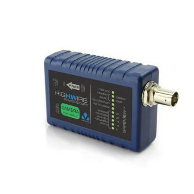 Veracity HIGHWIRE Powerstar (VHW-HWPS-C) POE-over-coax átalakító kamera egység
