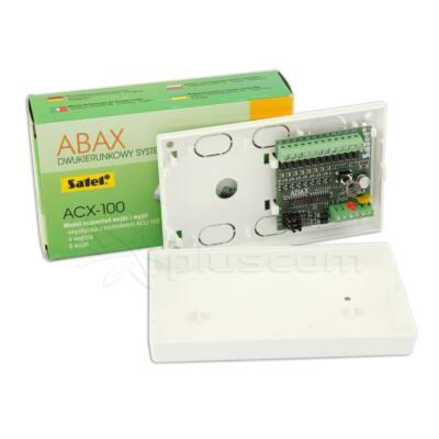 ABAX ACX100, bővítő panel