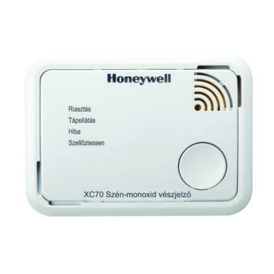 Honeywell XC70 CO érzékelő, elemes