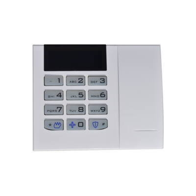 iQAlarm iQA-WLKP16LED, LED kezelő, vezeték nélküli
