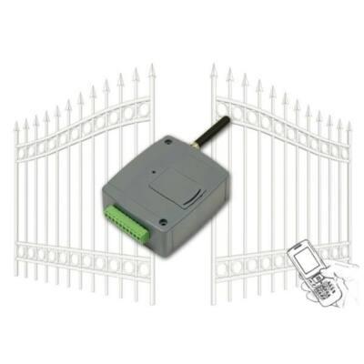 TELL GSM Gate Control PRO 20 - 4G GSM okos kapuvezérlő videós mobil APP-al - IoT