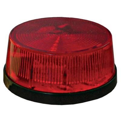 TS776R, stroboszkóp, villogó, piros