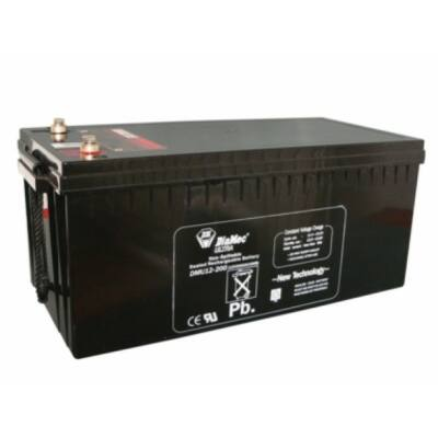 AKKUMULÁTOR 12V/200.0Ah/UPS, DIAMEC