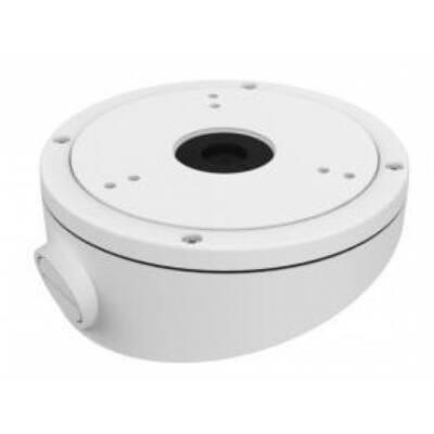 Hikvision DS-1281ZJ-M Ferde mennyezeti kötődoboz; fehér, alumínium