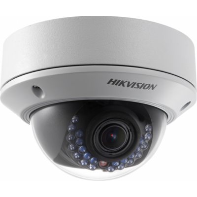 Hikvision DS-2CD2742FWD-IS (2.8-12mm) 4 MP varifokális IP dómkamera; hang ki/be