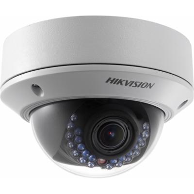 Hikvision DS-2CD2752F-IS (2.8-12mm) 5 MP varifokális IR IP dómkamera; audio