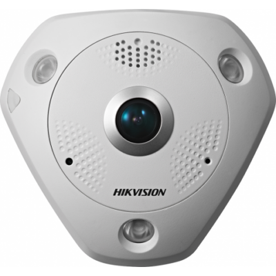 Hikvision DS-2CD6362F-I (1.27mm) 6 MP 360° IR Smart IP panorámakamera