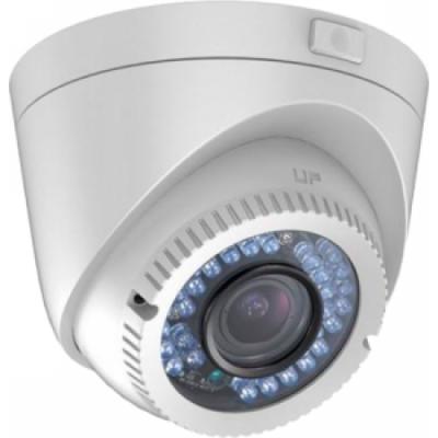 Hikvision DS-2CE56D1T-VFIR3 (2.8-12mm) 2 MP THD varifokális IR dómkamera