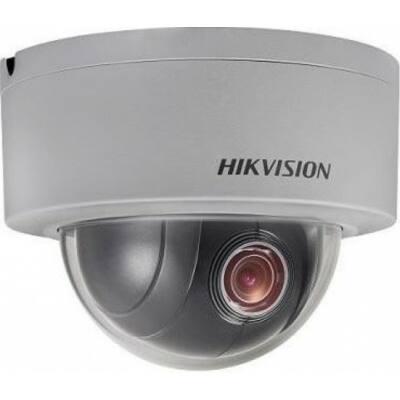 Hikvision DS-2DE3304W-DE 3 MP mini IP PTZ dómkamera; kültérre; 4x zoom