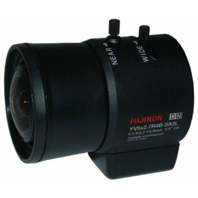 """FUJINON 2,7-13,5mm (YV5x2.7R4B-SA2L), D/N DC AI optika, 1/3"""", 1/4"""""""