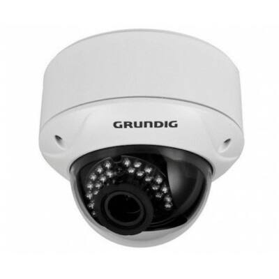 GRUNDIG GCT-K1326V, PRO 2MP, HD-TVI, 2.8-12mm IR LED, KÜLTÉRI dóm kamera