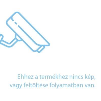 TKH BL860Z1IR, Integrált IP IR LED-es csőkamera, 3MP (25fps)