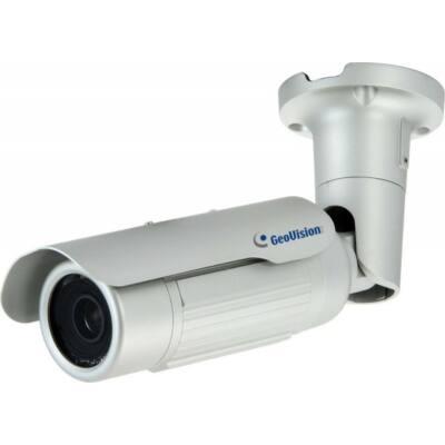 GV-LPR CAM5RIP, IP kamera, rendszámfelismeréshez, 3x optikai MOTOR zoom/fókusz, 1.3MP