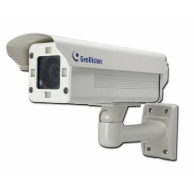 GV-LPR LPC1100, kültéri IR LED-es LPR kamera