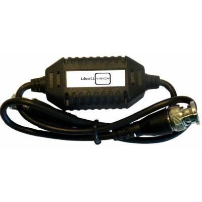 IHD-GLI01/3, földhurok leválasztó, AHD / TVI / CVI / analóg kamerákhoz