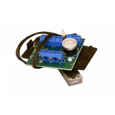 ICH-H24, kameraház fűtés, 24V AC, 24V DC