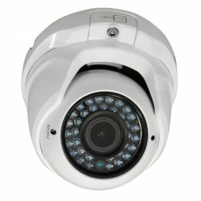 IdentiVision IHD-D2x3VFW, 2MP FULL HD AHD/TVI/CVI/XVI kültéri dóm kamera