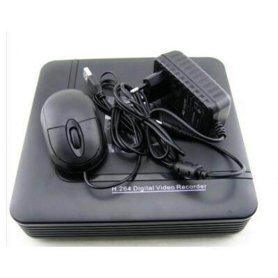 IdentiVision IHD-RT4212 SPARTAN, 4 csat. 1MP AHD/TVI/XVI, vagy 2MP IP rögzítő
