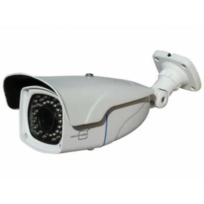 Identivision IIP-L3401VFW ALLIGATOR, varifokális IP IR LED-es csőkamera, 2MP (25fps) / 4MP (15fps)