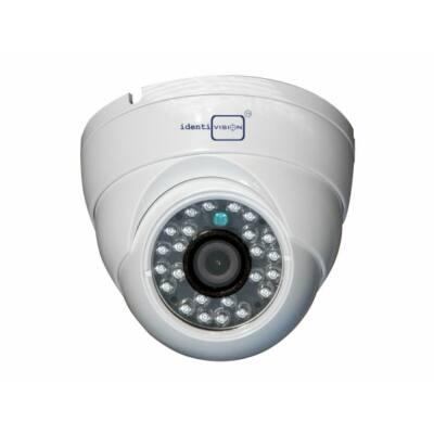 Identivision IIP-D3200/FP SNOWBALL, IP IR LED kült. dómkamera 25fps, POE
