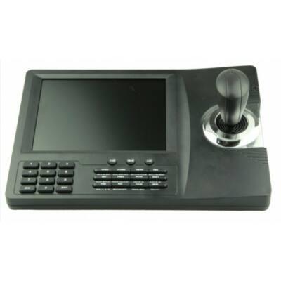 IIP-KB01, PTZ, IP speed dóm kamera vezérlő