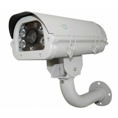 Identivision IIP-L32550VFT, IP nagy látótávolságú IR LED-es csőkamera, 2MP  (60°-13°)