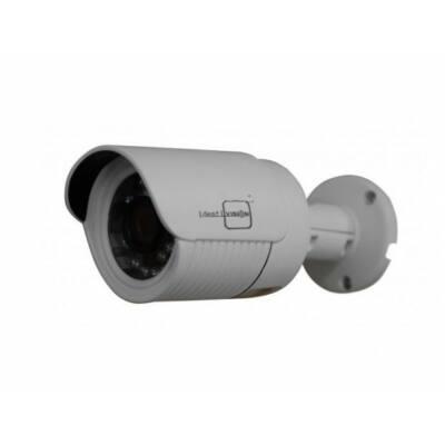 IIP-L3215F SPARTAN, IP IR LED-es csőkamera, 2MP (15fps) / 1MP (25fps)