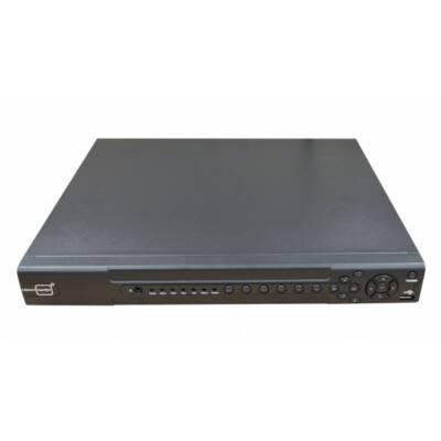 IdentiVision IIP-N16250 MEGASTORE, 32x2MP / 16x4MP NVR, 4K HDMI, max. 2db HDD