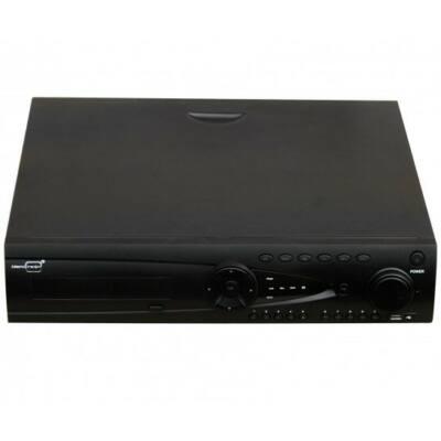 IdentiVision IIP-N24850 MEGASTORE, 32x2MP / 24x5MP NVR, 4K HDMI, max. 8db HDD
