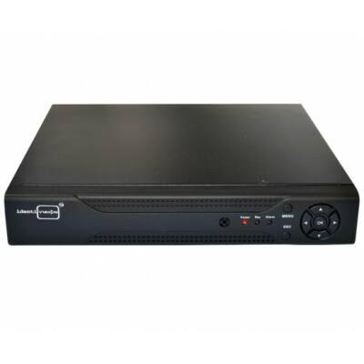 IdentiVision IIP-N3210ECO MEGASTORE, 32x5MP / 8x8MP NVR, max. 1db HDD