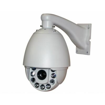 IIP-SP2018, IP PTZ kültéri IR-LED-es speed dóm, 2MP 1080p FULL HD, 18x opt. zoom