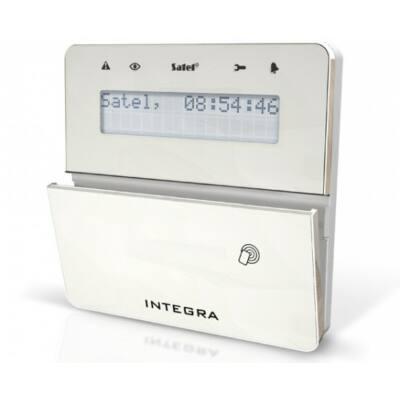 INTKLFR-SSW, nyitható modern LCD kezelő olvasóval