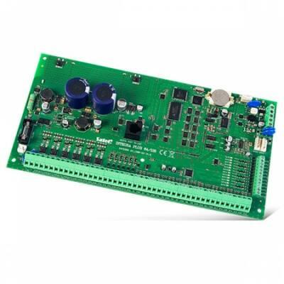 INTEGRA128PLUS, 128 zónás riasztóközpont panel