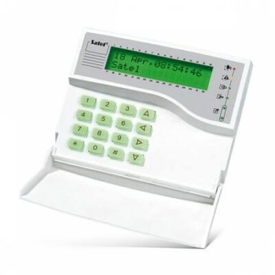 INTKLCDKGR, nyitható LCD kezelő