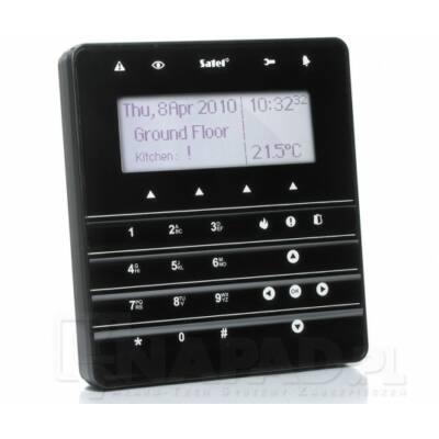 INTKSG-BSB, beltéri érintőgombos LCD ke