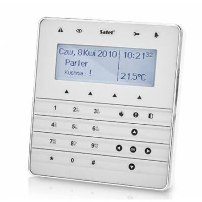 INTKSG-SSW, beltéri érintőgombos LCD ke