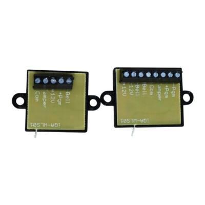 iQAlarm iQA-WLS01, vezeték nélküli sziréna vezérlő modul (pár)