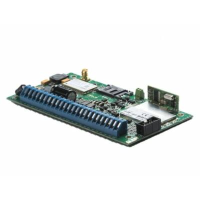 iQAlarm iQA-7161P, okos riasztó PANEL, 7 vezetékes zóna, 2 partíció, APP, IoT