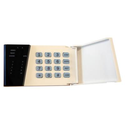 SA52 KP106P LED, LED-es kezelő