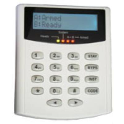 SA816 KP16 LCDLB, kék LCD kezelő