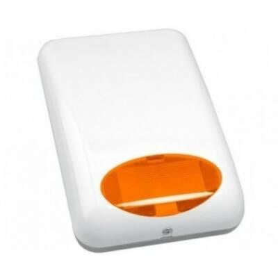 SPL5020/O, sárga, kültéri sziréna, fény- és hangjelzés