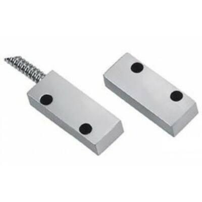 SD5011, nyitásérzékelő, fém, vasajtóra