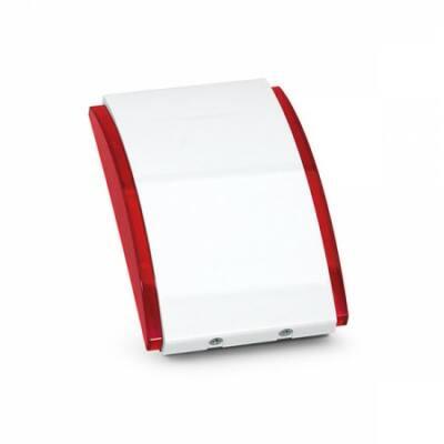 SPW250R, beltéri hangjelző, akkumulátorral (piros)