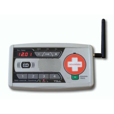 TELL GPRS easyAID HF, GPRS, segélykérő,