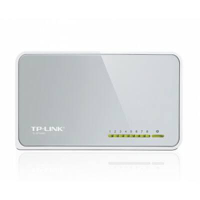 TP-LINK TL-SF1008D, 8 portos SWITCH