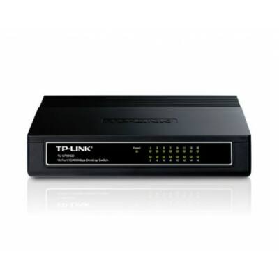 TP-LINK TL-SF1016D, 16 portos SWITCH
