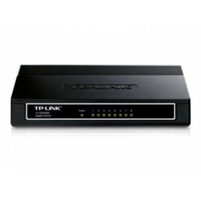 TP-LINK TL-SG1008D, 8 portos GIGABIT SWITCH