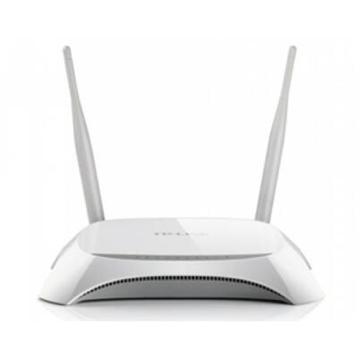 TP-LINK TL-MR3420, vezeték nélküli router (3G opció)