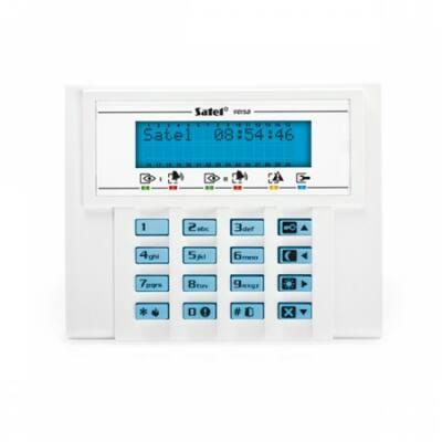 VERSALCDBL, LCD kezelő